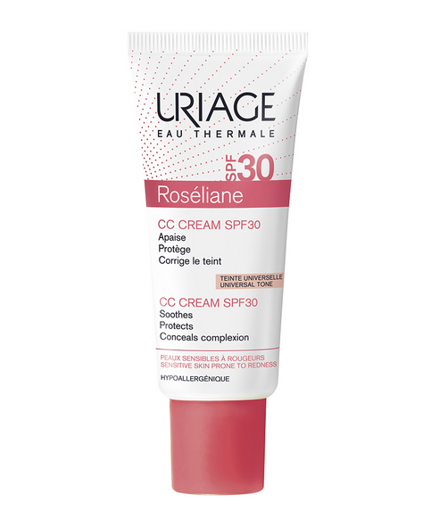 Uriage Roseliane CC Крем SPF30, крем, 40 мл, 1 шт.