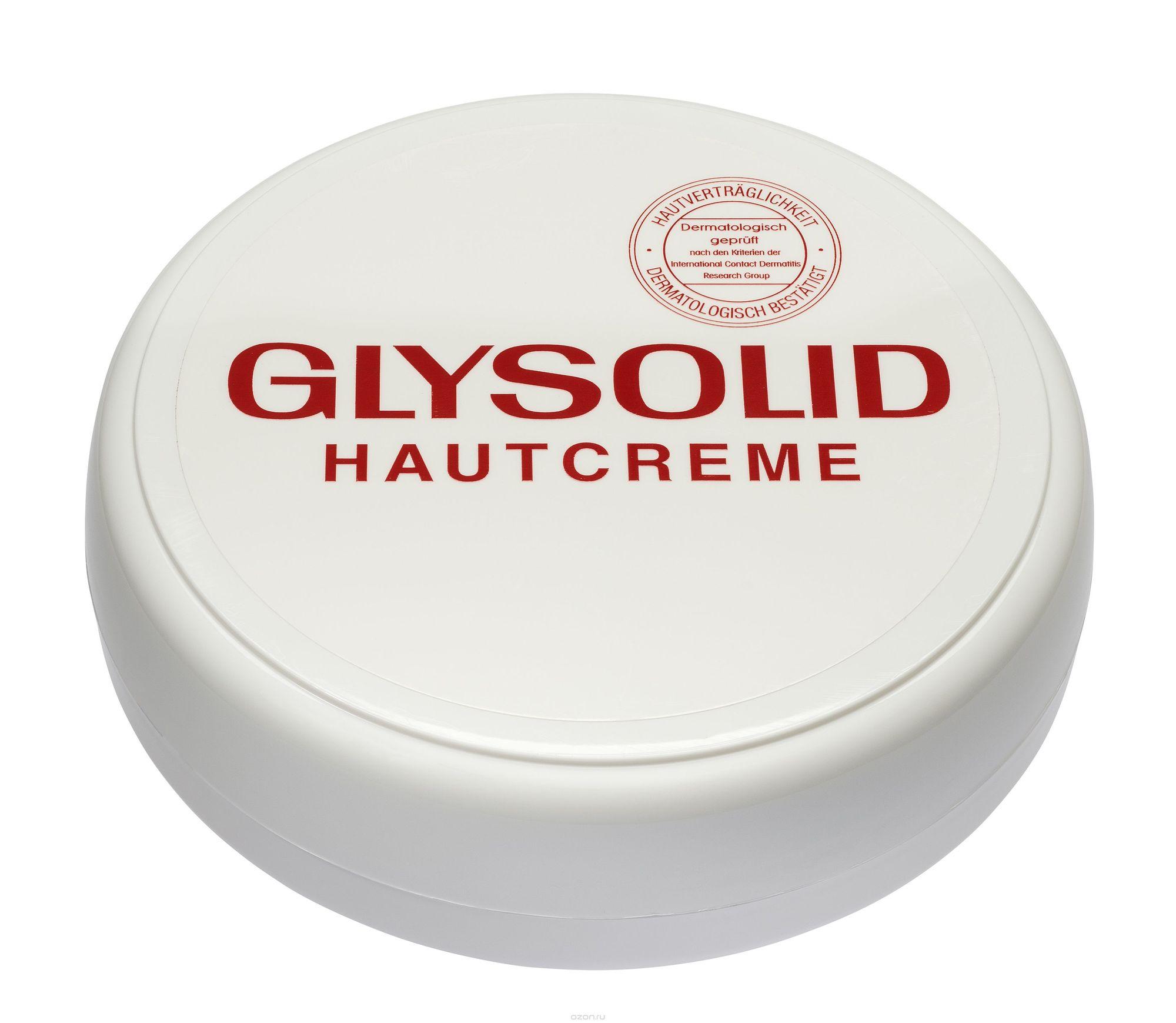 Глизолид крем