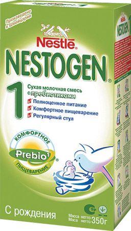 Nestogen 1 с пребиотиками, смесь молочная сухая, 350 г, 1 шт.