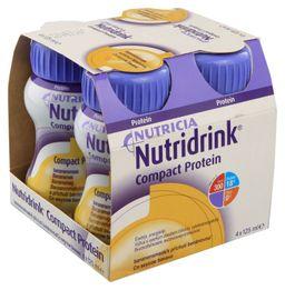 Nutridrink compact protein, жидкость для приема внутрь, со вкусом банана, 125 мл, 4 шт.
