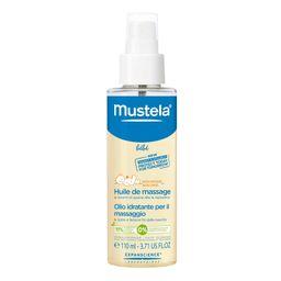 Mustela масло для массажа детское, масло для детей, 110 мл, 1 шт.