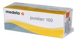 Medela Purelan 100, крем для наружного применения, 37 г, 1 шт.
