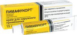 Пимафукорт, крем для наружного применения, 15 г, 1 шт.