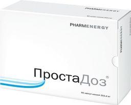 ПростаДоз, 253.4 мг, капсулы, 60 шт.