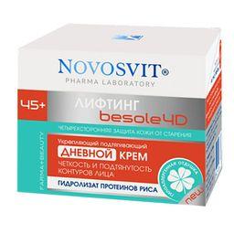 Novosvit крем укрепляющий подтягивающий дневной, крем для лица, 50 мл, 1 шт.