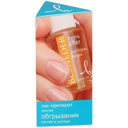 Belweder Лак-препарат против обгрызания ногтей и кутикул, лак для ногтей, 8 мл, 1 шт.