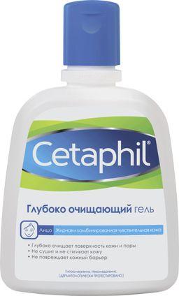 Cetaphil гель глубоко очищающий, гель, 235 мл, 1 шт.