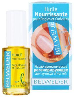 Belweder Масло ароматическое регенерирующее для кутикул и ногтей, 8 мл, 1 шт.