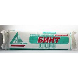 Бинты марлевые медицинские, 7 мх14 см, нестерильная (ые, ый), 1 шт.