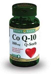 Natures Bounty Коэнзим Q-10 100 мг, капсулы, 60 шт.