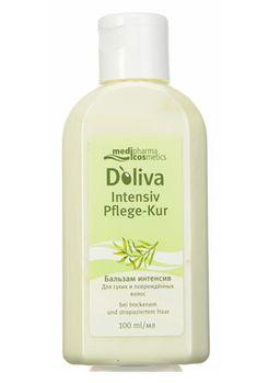 Doliva Бальзам-интенсив для волос, бальзам для волос, 100 мл, 1 шт.