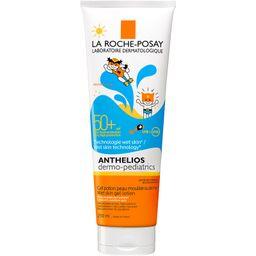 La Roche-Posay Anthelios Wet skin SPF50+ молочко солнцезащитное для детей, для нанесения на влажную кожу, 250 мл, 1 шт.