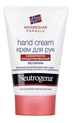 Neutrogena Норвежская формула Крем для рук, крем для рук, без аромата, 50 мл, 1 шт.