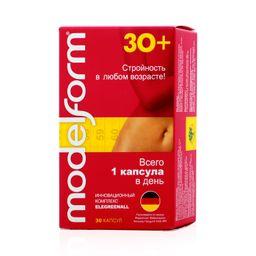 Модельформ 30+, 370 мг, капсулы, 30 шт.