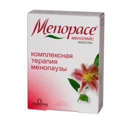 Менопейс, капсулы, 30 шт.