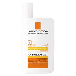 La Roche-Posay Anthelios XL SPF50+ флюид тонирующий солнцезащитный, крем для лица, 50 мл, 1 шт.