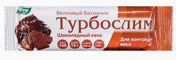 Турбослим батончик для похудения Шоколадный кекс, 50 г, 1 шт.