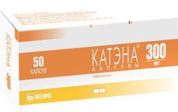 Катэна, 300 мг, капсулы, 50 шт.