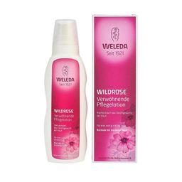 Weleda Молочко для тела розовое гармонизирующее, молочко для тела, 200 мл, 1 шт.