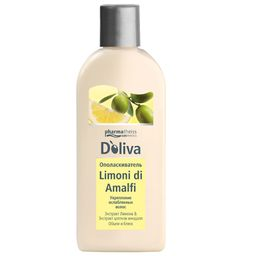Doliva Ополаскиватель Limoni di Amalfi укрепление ослабленных волос, ополаскиватель для волос, 200 мл, 1 шт.