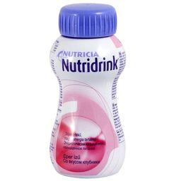 Nutridrink compact protein, жидкость для приема внутрь, со вкусом клубники, 200 мл, 1 шт.