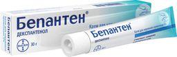 Бепантен, 5%, крем для наружного применения, 30 г, 1 шт.