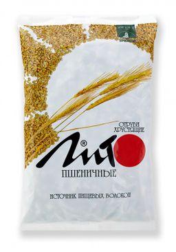 Отруби хрустящие с кальцием Лито пшеничные , гранулы, 200 г, 1 шт.