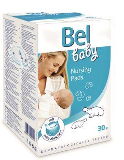 Bel Baby Вкладыши в бюстгальтер для кормящих мам, 30 шт.