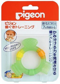 Pigeon прорезыватель обучающий 7мес+, 1 шт.