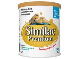 Similac Premium 1, смесь молочная сухая, для детей от 0 до 6 месяцев, 400 г, 1 шт.