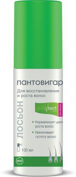 Пантовигар лосьон для восстановления и роста для волос, лосьон для укрепления волос, для женщин, 100 мл, 1 шт.