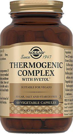 Solgar Термогенный комплекс, капсулы, 60 шт.