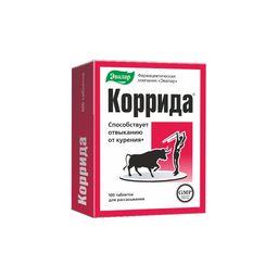 Коррида, 0.5 г, таблетки для рассасывания, 100 шт.