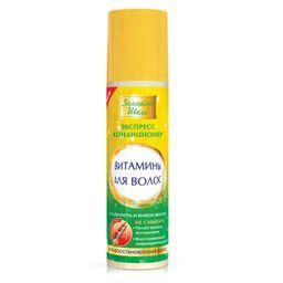 Золотой шелк Экспресс-кондиционер Витамины против выпадения волос, кондиционер для волос, 200 мл, 1 шт.