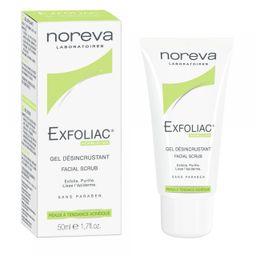 Noreva Exfoliac Отшелушивающий гель, гель косметический, 50 мл, 1 шт.