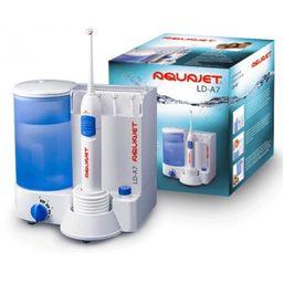 Aquajet Ирригатор полости рта LD-А7, 4 режима работы, 4 насадки, 500 мл, 1 шт.