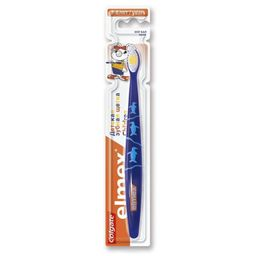 Элмекс Зубная щетка детская от 3 до 6 лет, щетка зубная, в ассортименте, 1 шт.