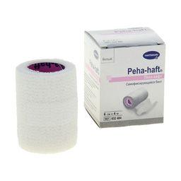 Peha-haft Бинт самофиксирующийся, 6 смх4 м, белого цвета, 1 шт.