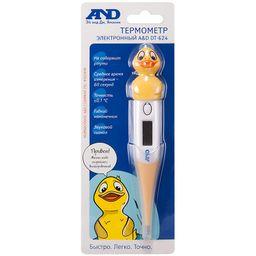 Термометр электронный DT-624, держатель утка, 1 шт.