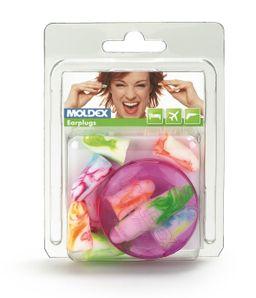Беруши Moldex Pocket Pak Spark Plugs, 10 шт.