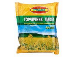 Горчичник-пакет, порошок для наружного применения, 3.3 г, 20 шт.