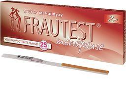 Frautest Menopause тест для определения менопаузы, тест-полоска, 2 шт.