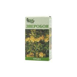 Зверобоя трава, сырье растительное измельченное, 50 г, 1 шт.