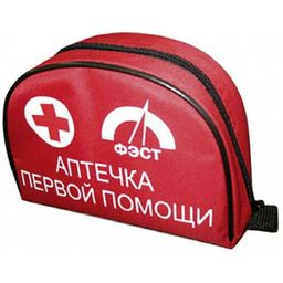 Аптечка первой помощи мини для индивидуального пользования, 1 шт.