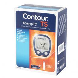 Глюкометр Contour TS, комплектация стандарт, 1 шт.
