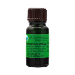 Бриллиантовый зеленый, 1%, раствор для наружного применения спиртовой, 10 мл, 1 шт.