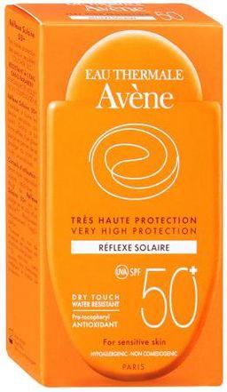 Avene солнцезащитная компакт эмульсия SPF50+, эмульсия, 30 мл, 1 шт.