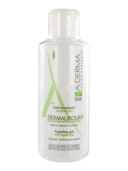 A-Derma Dermalibour+ гель очищающий, гель для умывания, 250 мл, 1 шт.