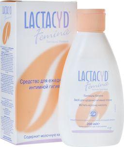 Lactacyd Femina Средство для интимной гигиены, гель, 200 мл, 1 шт.