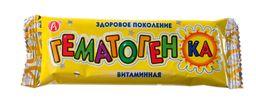 Гематогенка витаминная, батончик, 40 г, 1 шт.